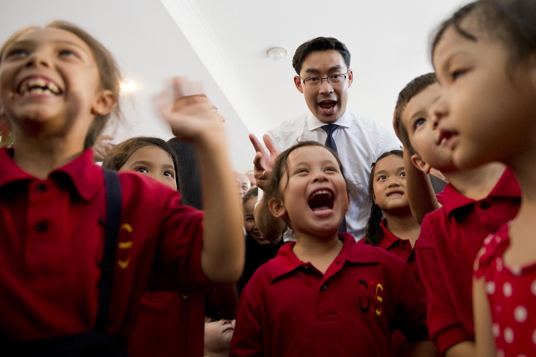 Bundeswirtschaftsminister Rösler besucht Vietnam