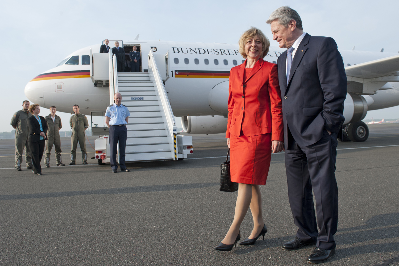 Bundespräsident Gauck besucht Stockholm