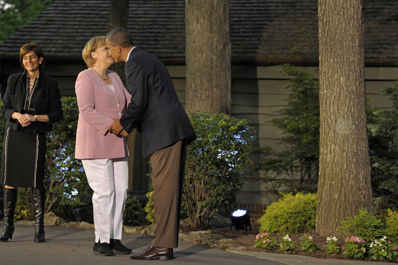 Treffen der G8-Staaten in den USA