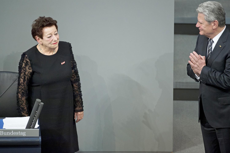 Bundestag gedenkt Opfern des Nationalsozialismus