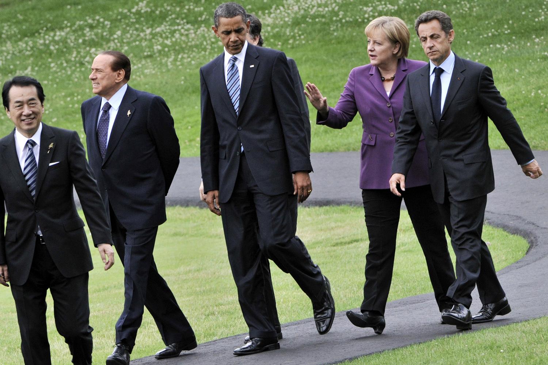 Treffen der G8-Staaten in Kanada