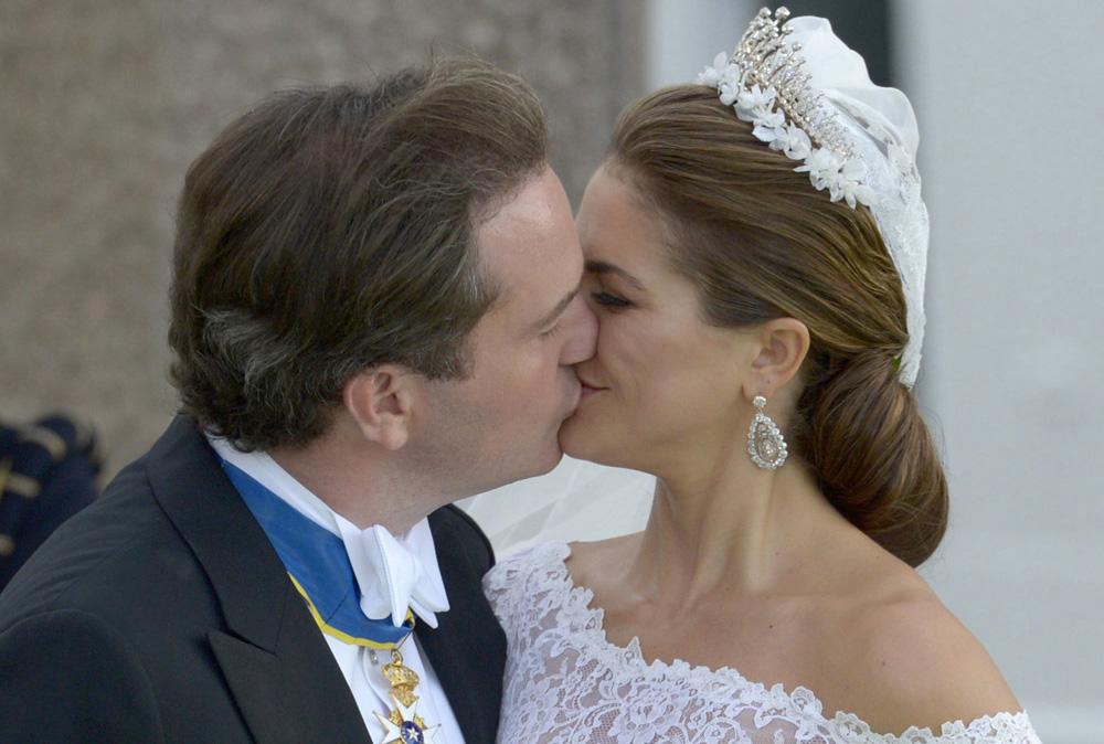 Hochzeit Madeleine von Schweden