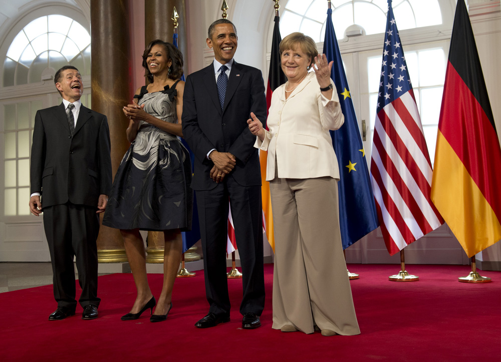 Barack Obama in Berlin