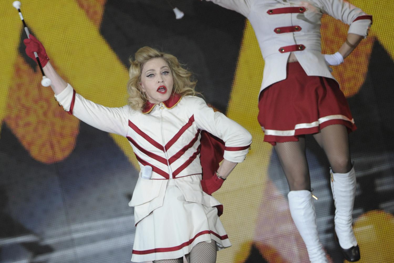 Konzert Madonna