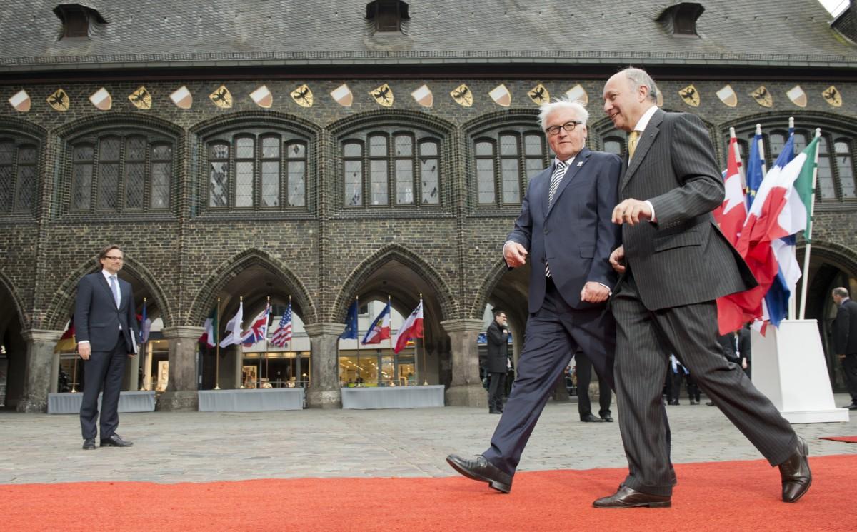 G7 Aussenministertreffen