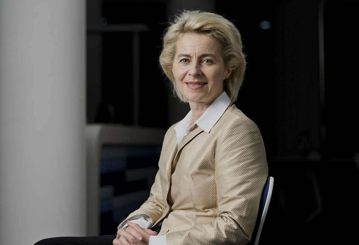 Ursula von der Leyen im Interview