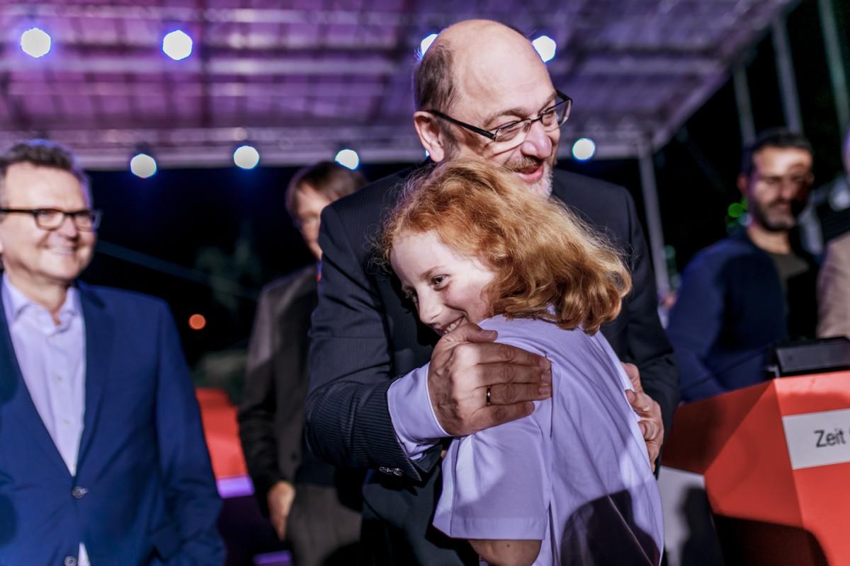 AKTUELL: SPD-Wahlkampf 2017